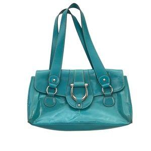 Apt 9 Turquoise Handbag